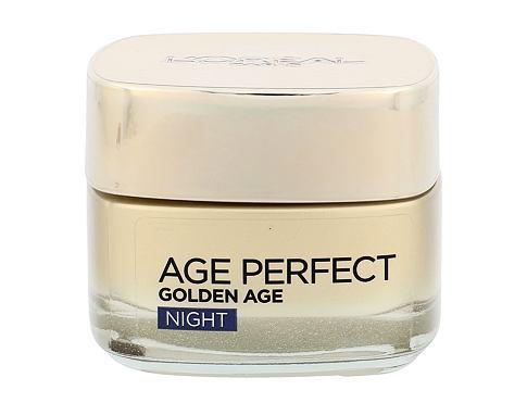 L´Oréal Paris Age Perfect Golden Age 50 ml noční pleťový krém pro ženy