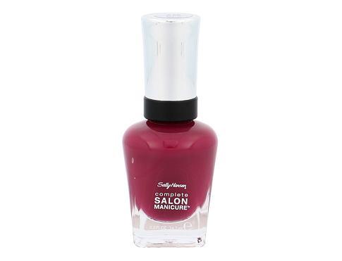 Sally Hansen Complete Salon Manicure 14,7 ml lak na nehty 639 Scarlet Fever pro ženy