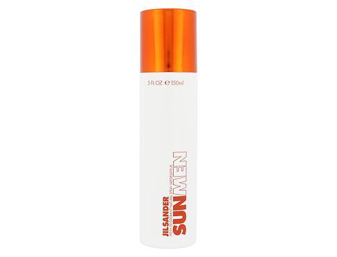 Jil Sander Sun For Men 150 ml deodorant Deospray pro muže