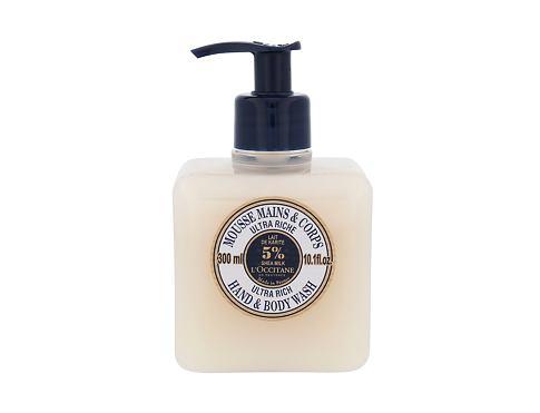 L´Occitane Shea Butter Ultra Rich 300 ml tekuté mýdlo pro ženy