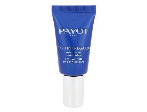 PAYOT Techni Liss Anti Wrinkle Smoothing Care 15 ml oční gel pro ženy