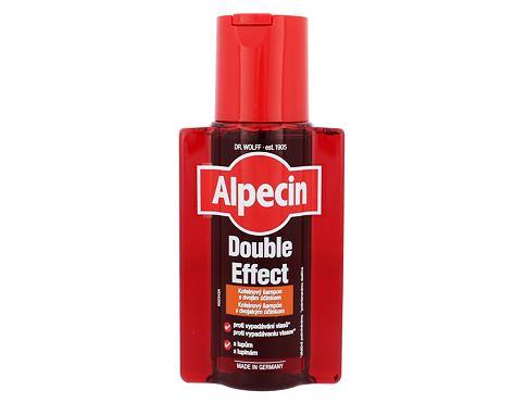 Alpecin Double Effect Caffeine 200 ml šampon pro muže