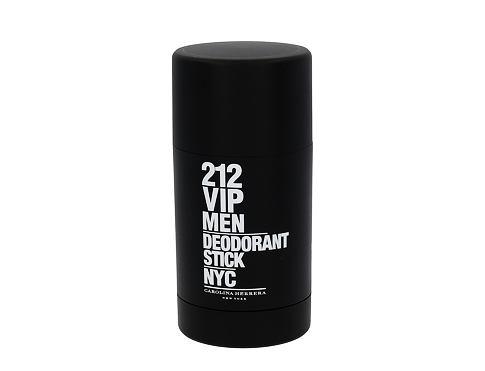 Carolina Herrera 212 VIP Men 75 ml deodorant Deostick pro muže