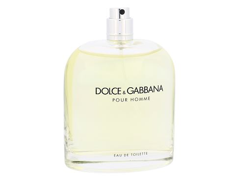 Dolce&Gabbana Pour Homme 125 ml EDT Tester pro muže