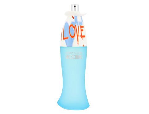 Moschino Cheap And Chic I Love Love 100 ml EDT Tester pro ženy