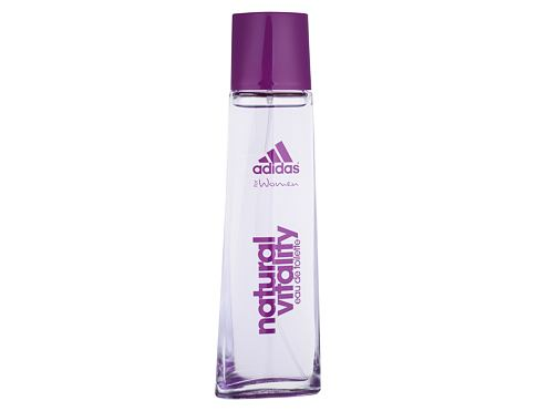 Adidas Natural Vitality For Women 75 ml EDT pro ženy