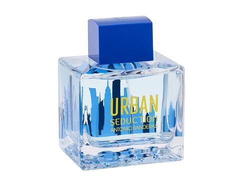 Antonio Banderas Urban Seduction Blue 100 ml EDT pro muže