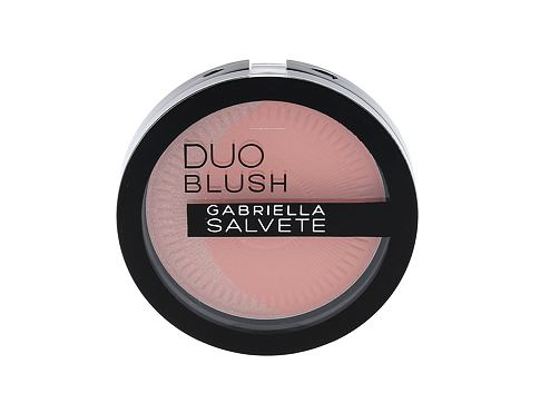 Gabriella Salvete Duo Blush 8 g tvářenka 02 pro ženy