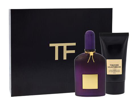 TOM FORD Velvet Orchid EDP dárková sada pro ženy - EDP 50 ml + hydratační emulze 75 ml