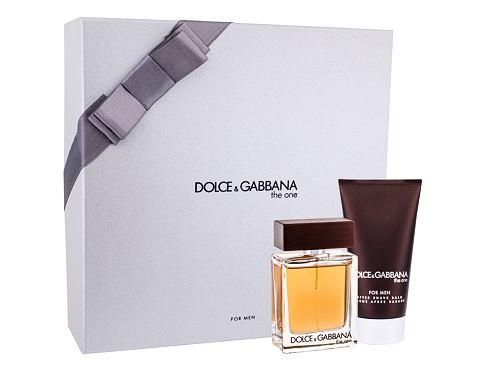Dolce&Gabbana The One For Men EDT dárková sada pro muže - EDT 50 ml + balzám po holení 75 ml