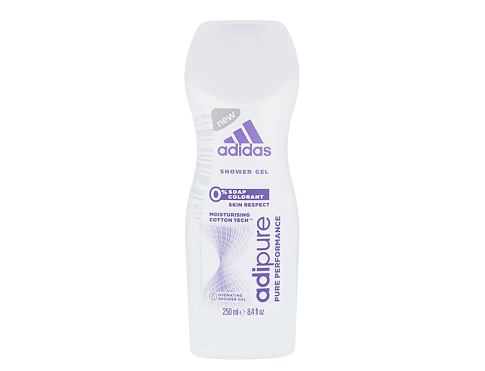 Adidas Adipure 250 ml sprchový gel pro ženy