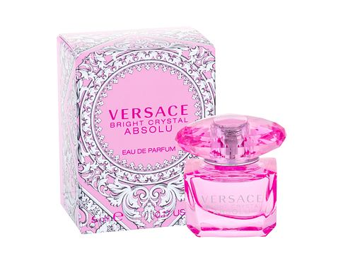 Versace Bright Crystal Absolu 5 ml EDP pro ženy