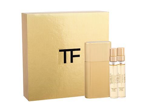 TOM FORD Noir Extreme EDP dárková sada Poškozená krabička pro muže - EDP 5 ml naplnitelná + EDP 2x 5 ml náplně