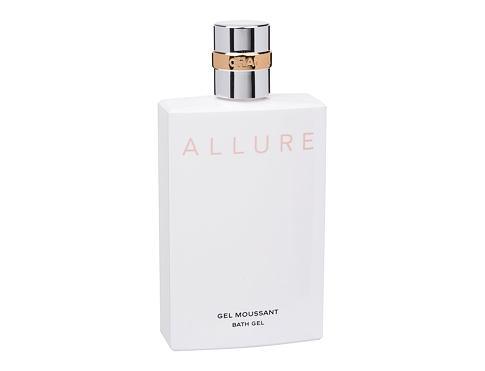 Chanel Allure 200 ml sprchový gel Poškozená krabička pro ženy