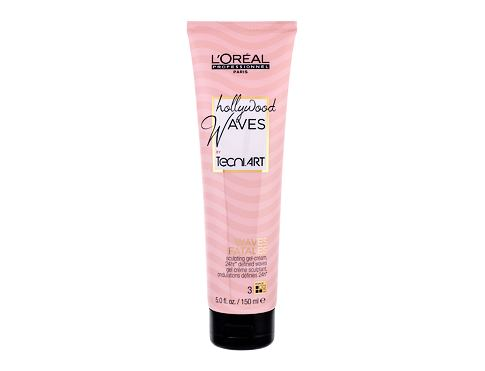 Gel na vlasy L´Oréal Professionnel Hollywood Waves Waves Fatales 150 ml